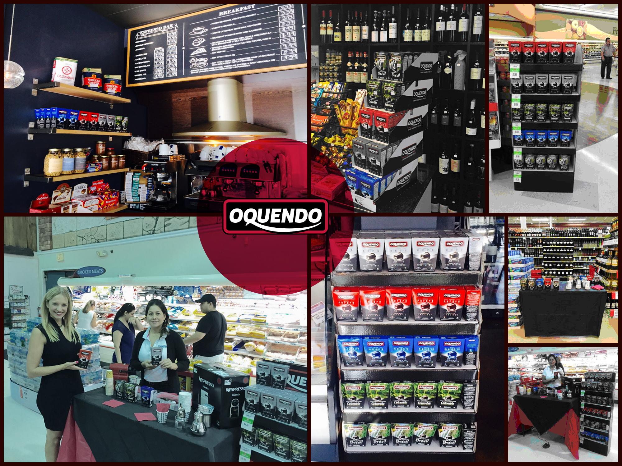 Cafés Oquendo - Florida