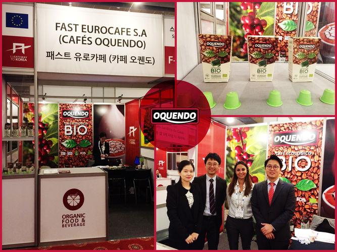 Gateway EU Asia - Korea 2016 - Cafés Oquendo