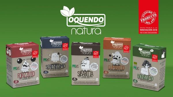 Oquendo Natura - Cafés Oquendo