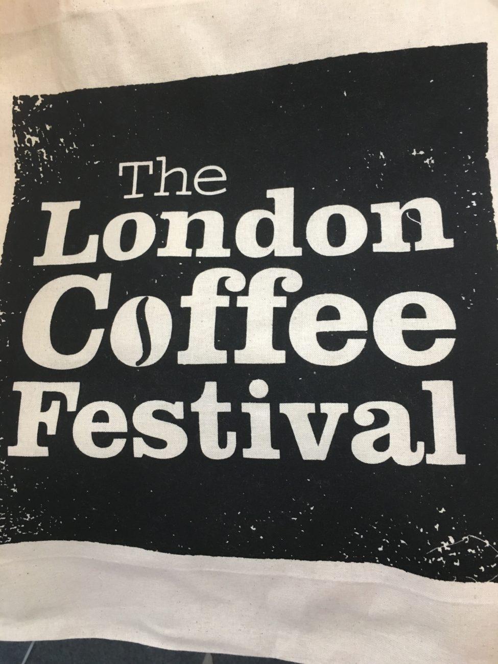 Cafés Oquendo en el London Coffee Festival
