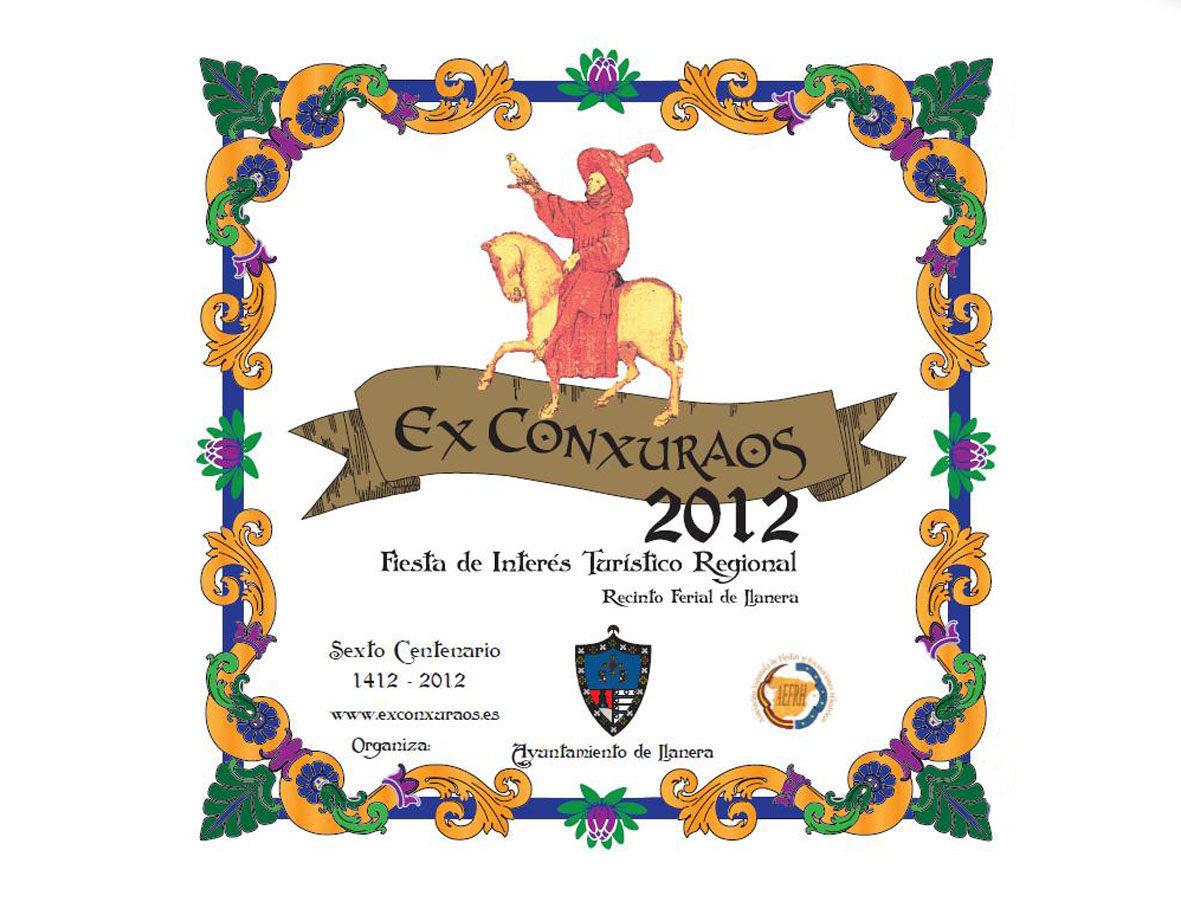 Cafés Oquendo, colaborador del VI Centenario de la fiesta Exconxuraos de Llanera