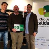 Cafés Oquendo reconocida por el Club Asturiano de Calidad